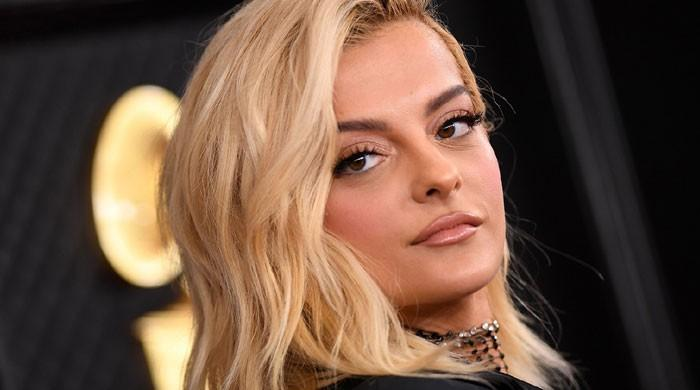 Bebe Rexha disgusted as man comes up with a gross act in her live session