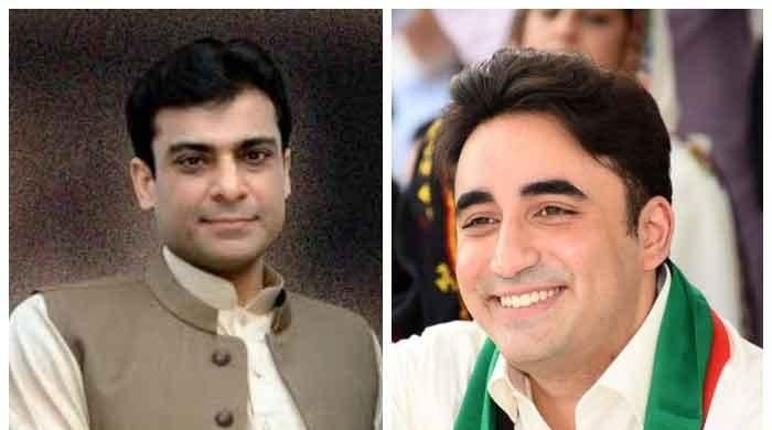 Bilawal, Hamza Shahbaz will discuss PDM's long march in Punjab today