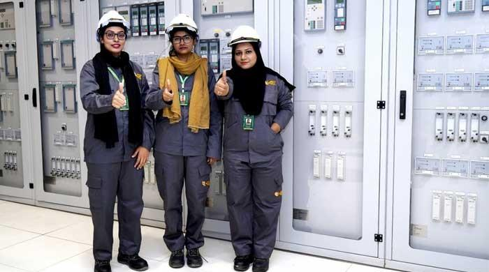 K Electric seeks to challenge traditionally masculine, gender stereotypes in power sector