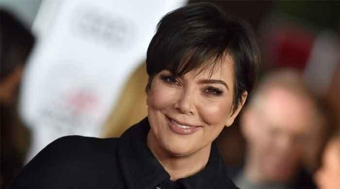 Kris Jenner grinds in style as she exudes boss vibes