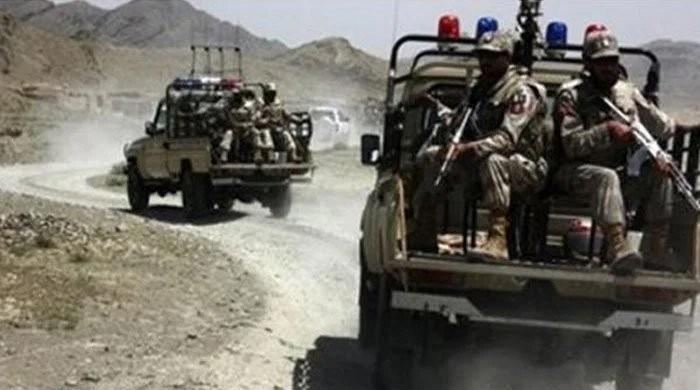 Security forces kill 4 terrorists during intelligence operations: ISPR