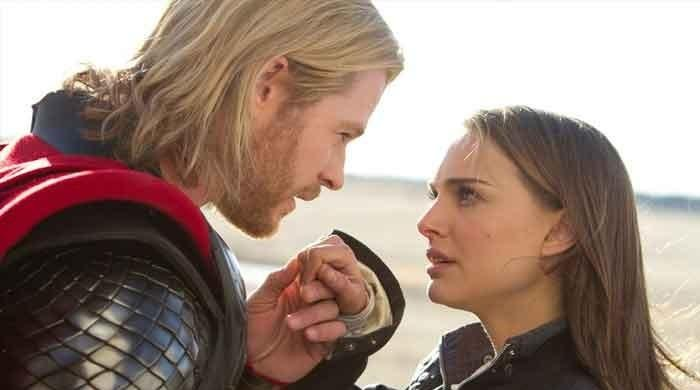 Natalie Portman's pictures from the sets of 'Thor: Love and Thunder' leave fans excited