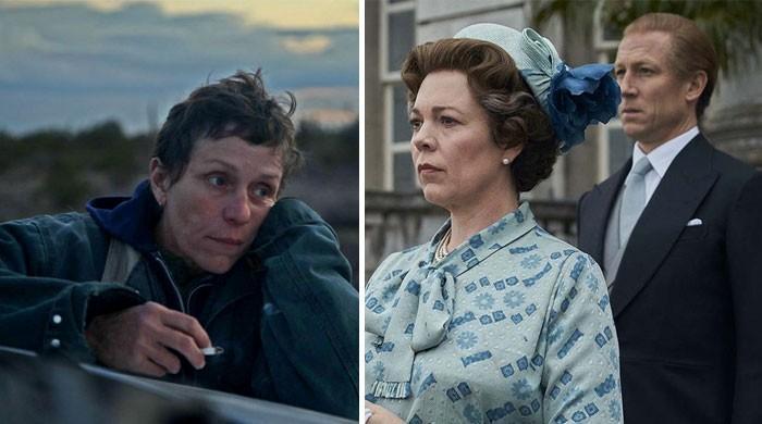 'The Crown', 'Nomadland' grab top honours at Critics' Choice Awards