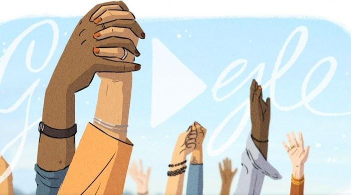 Google Doodle pays tribute on International Women's Day