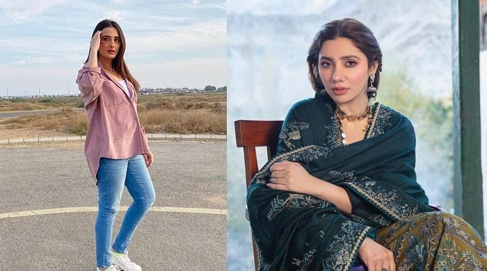 Mahira Khan showers love on Momal Sheikh as she dances her heart out on 'Noori'