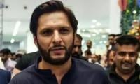 Shahid Afridi shares Quranic verse on International Women's Day