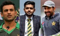 Pakistani cricketers share Women's Day messages