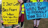 Aurat March 2021: The placards are back again to challenge patriarchy