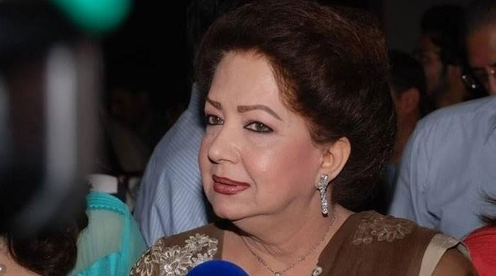 Veteran actor Zeba Begum hospitalized owing to cardiac issues