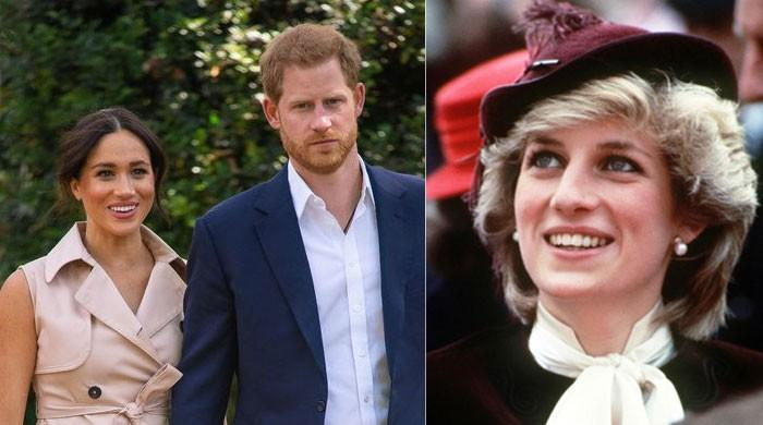 Meghan Markle and Prince Harry naming daughter after Princess Diana?