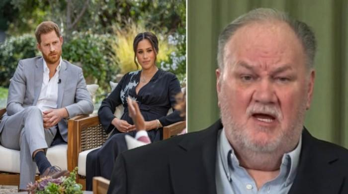 Thomas Markle speaks out on Meghan and Harry's bombshell tell-all