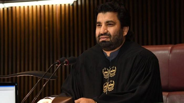 Deputy Speaker National Assembly Qasim Suri is positively experimenting with Code 19