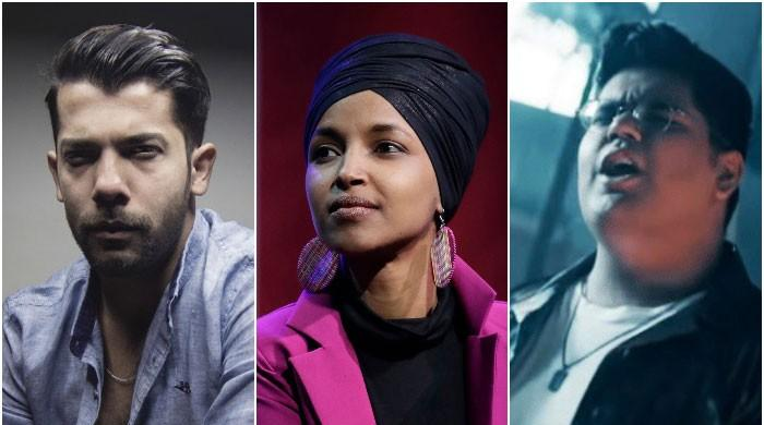 Abdullah Siddiqui, Shamoon Ismail featured in US Congresswoman Ilhan Omar's playlist
