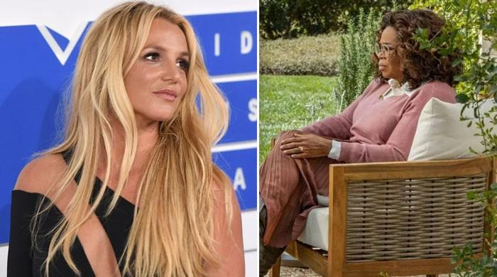 Britney Spears draws inspiration from Meghan Markle, Harry Oprah interview: 'Let me in!'