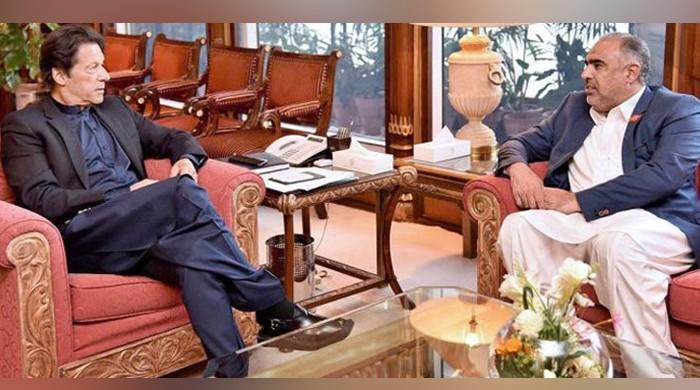 Prime Minister Imran Khan in his letter to the NA Speaker called for electoral reforms