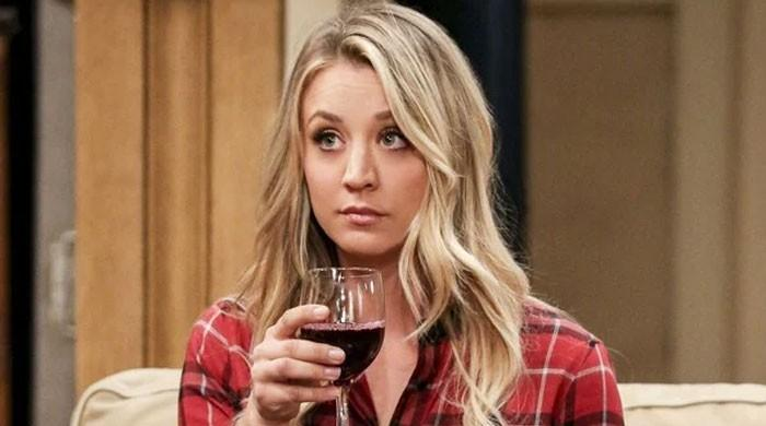 Kaley Cuoco touches on her 'scary risks' with taking up 'The Flight Attendant'