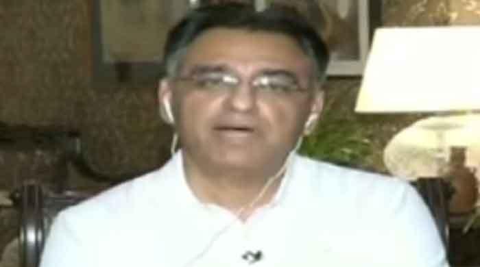 Asad Omar breaks silence over 'complete lockdown' rumors