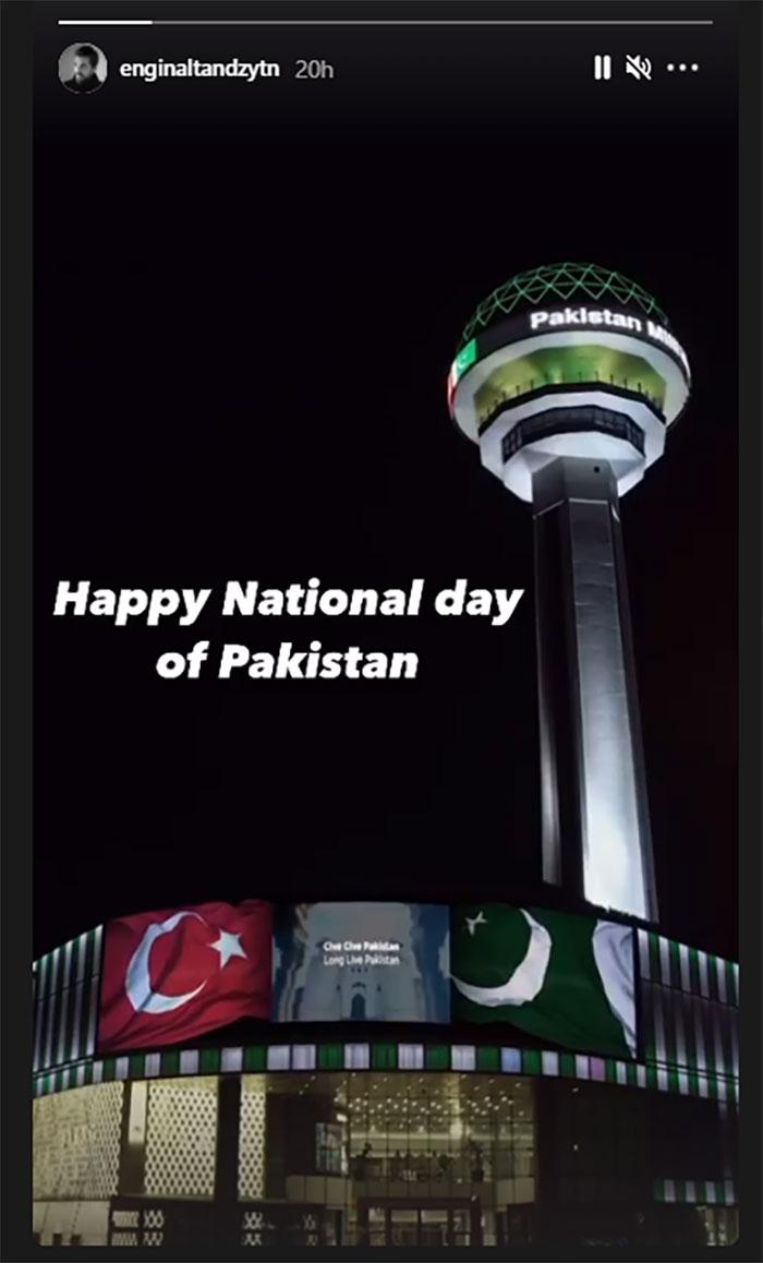 809184 554789 Ertugrul Pakistan Day updates |