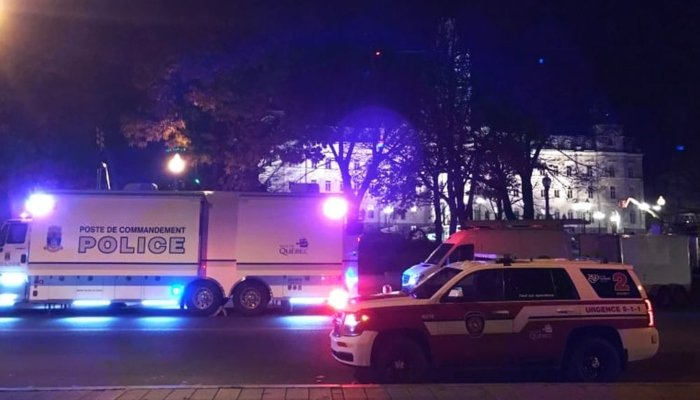 1 dead, six injured in stabbing attack at Canadian library