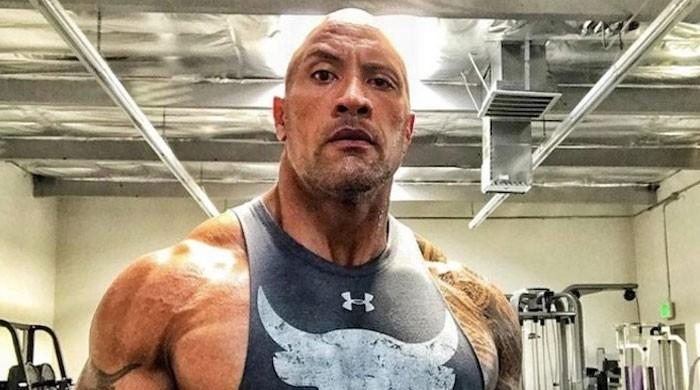 Dwayne 'The Rock' Johnson details internal bleeding scare after hard suplex