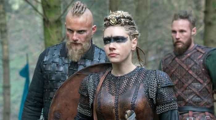 'Vikings' Lagertha congratulates co-stars after CSA nomination