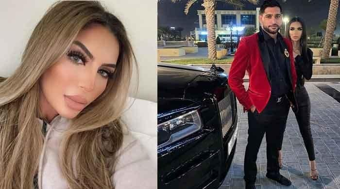Amir Khan's wife Faryal Makhdoom bursts into tears while speaking about 'mean trolls'