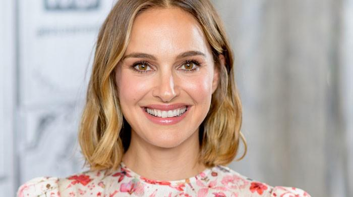 Natalie Portman goes makeup-free after taking a day off from Thor movie shooting
