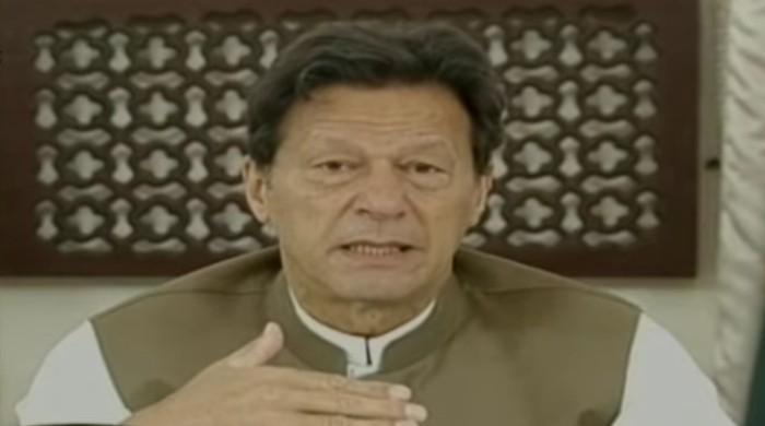 Prime Minister Imran Khan answers public questions through telephone calls