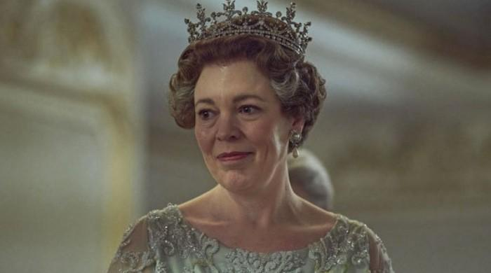 Olivia Colman thanks NHS as 'The Crown' takes home top prize at SAG Awards
