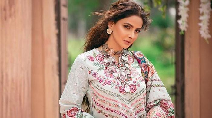 Saba Qamar's music video 'Chingariyan' released on her birthday