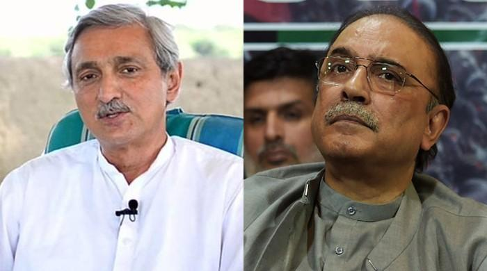 PPP's Shehla Raza has removed the tweet and claimed that Tareen is 'meeting Zardari next week'.