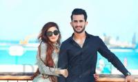 Hassan Ali, wife welcome arrival of baby girl
