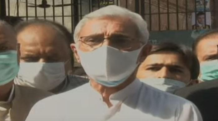 Jahangir Tareen broke his silence on the news of meeting Zardari