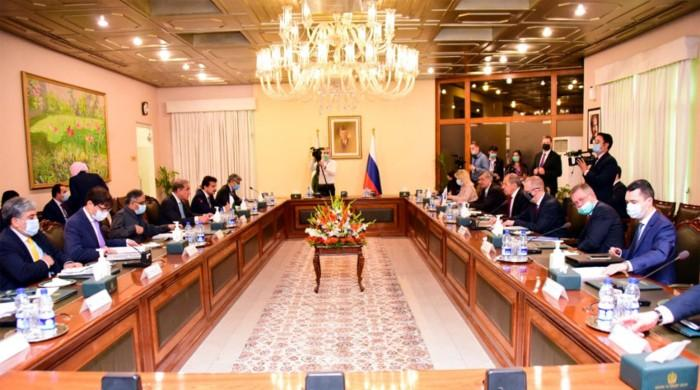 Russia is committed to enhancing bilateral relations with Pakistan in a number of areas