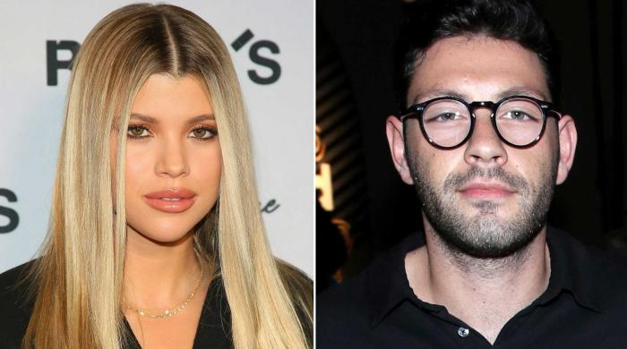 Sofia Richie dating music executive Elliot Grainge?