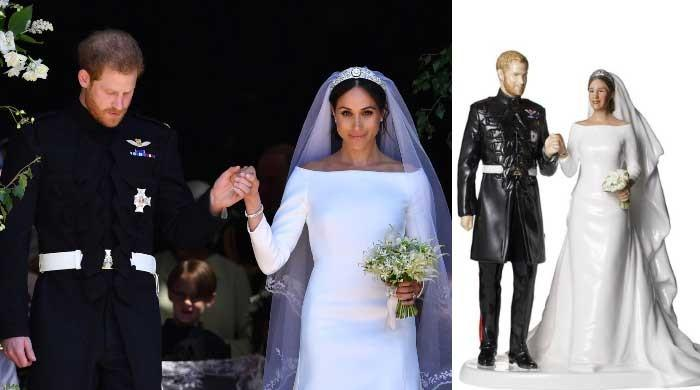 Prince Harry, Meghan Markle's wedding figurines slashed in prices
