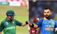 Virat Kohli tops ICC's ODI rankings, with Babar Azam securing second spot