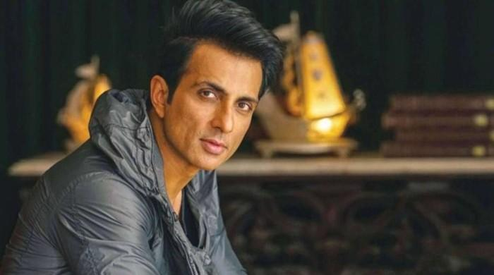 Indian actor Sonu Sood gets vaccinated against COVID-19