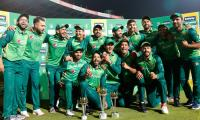 To mark Pakistan's win against South Africa, ICC changes Twitter cover