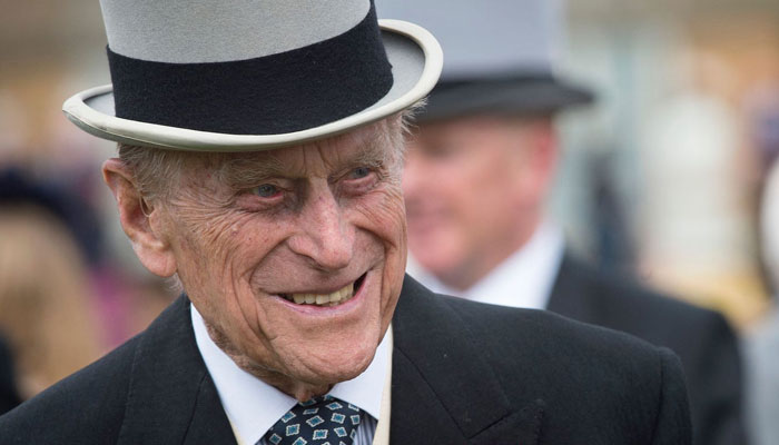 Prince Philip, the Queen's husband, dies
