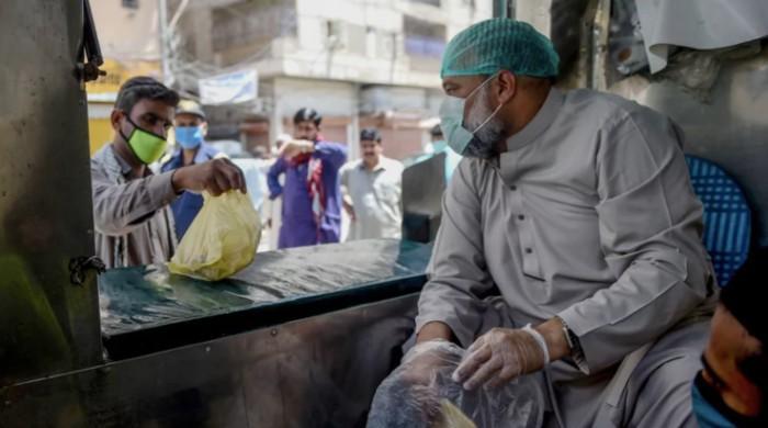 Pakistan is 105 alarm bells as a result of corona virus