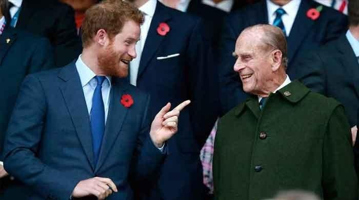 Prince Philip wanted  funeral service in St George´s Chapel where Harry and Meghan Markle married