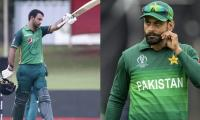 Hafeez quips about opening a 'cricket bat factory' after Fakhar Zaman knock