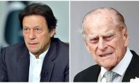 Prince Philip's role in promoting Pak-UK relations will always be remembered: PM Imran Khan