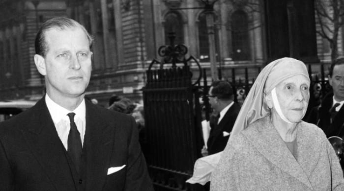 Prince Philip's mother Princess Alice rescued Jews during the Holocaust