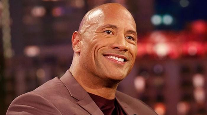 Dwayne 'The Rock' Johnson tickles ribs with funny reaction to presidential bid poll