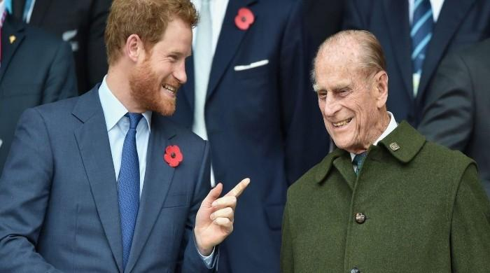 Prince Harry 'upset' he never said goodbye to Prince Philip before his death