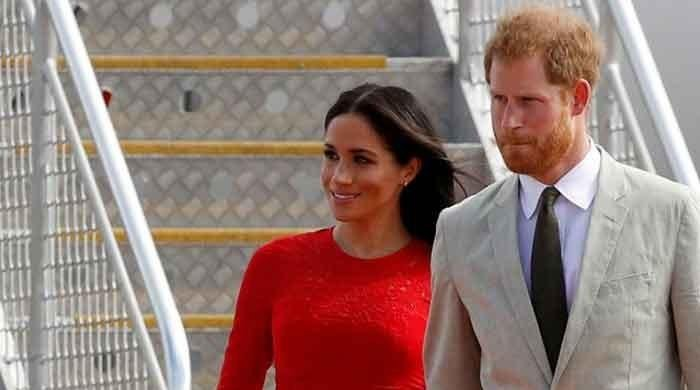 Prince Philip 's funeral: Palace confirms Meghan Markle will not accompany Harry