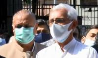 PTI stalwart Jahangir Tareen says officers investigating him are 'controversial'