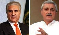 FM Qureshi asks Jahangir Tareen to take up concerns with PM Imran Khan